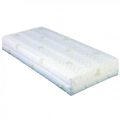 Materasso in poliuretano espanso indeformabile e Memory Foam da 4 cm ...