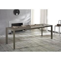 Tavolo allungabile in metallo 136/236x85x76 - MODEM