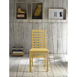 Sedia in legno, smontata - ANGIE
