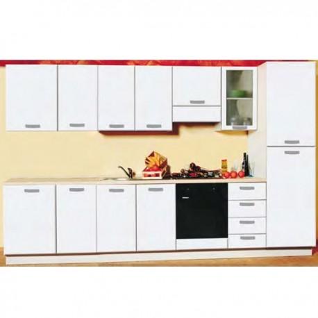 Cucine 3 metri lineari imperdibile cucina mt promo misure promo with cucine 3 metri lineari - Cucine componibili aosta ...