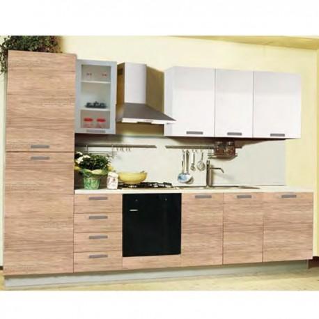 Cucina componibile L 315 lineare - BELGIO_15