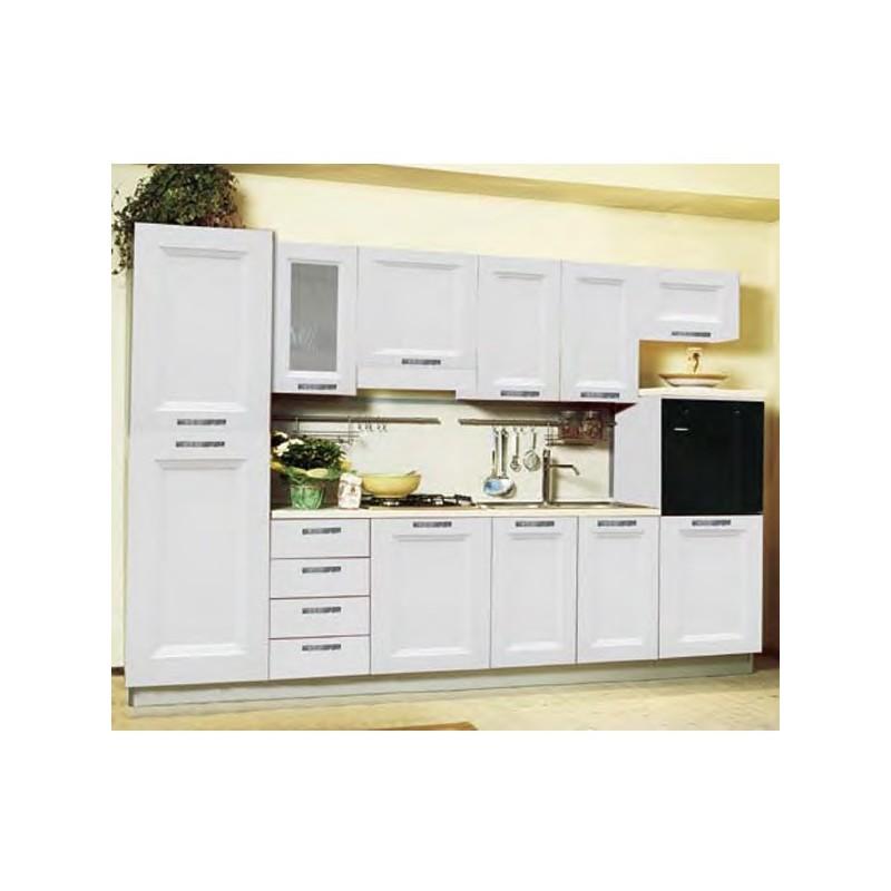 Cucina componibile L 315 lineare - FRANCIA _24