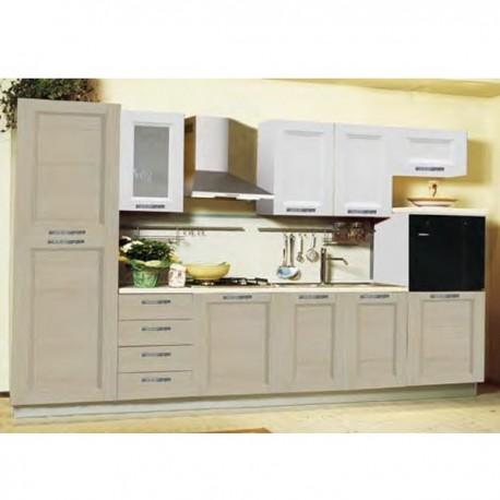 Cucina componibile L 315 lineare - FRANCIA _25