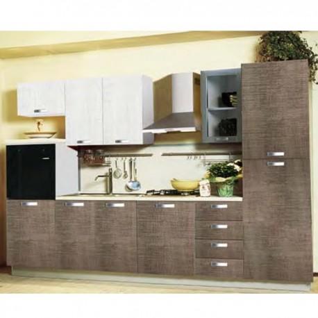 Cucina componibile L 315 lineare - SVIZZERA_25