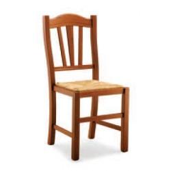 Sedia Silvy fondo legno