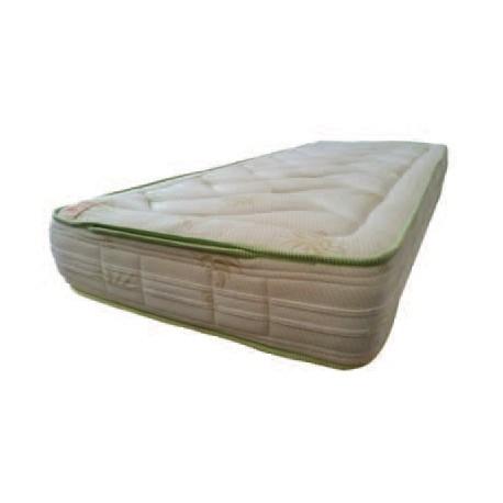 Materasso con tessuto in Aloe Vera, singolo