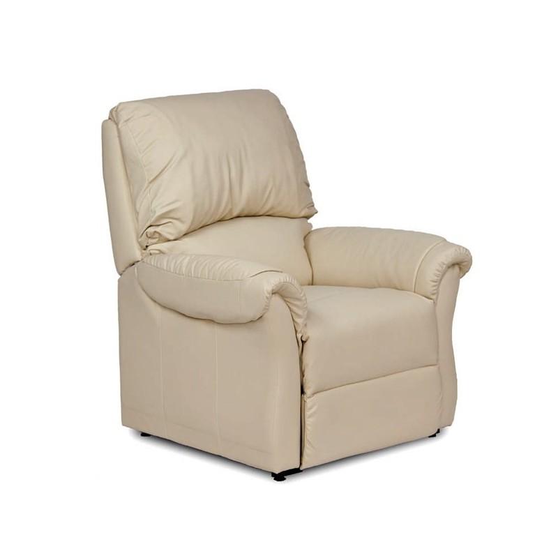 Poltrona relax elettrica reclinabile con vibromassaggio e for Poltrona alzapersona