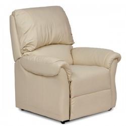 Poltrona relax elettrica reclinabile con vibromassaggio e alzapersona GRETA - con IVA al 4%