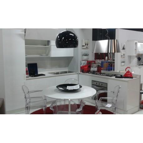Cucina angolare 240x180