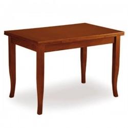 Tavolo rettangolare Arte Povera - Allungabile - Gambe a sciabola