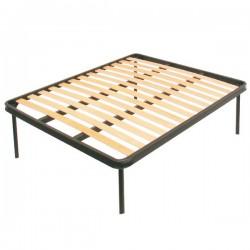 Rete ortopedica con 13 doghe di legno di faggio Sp 40 MATRIMONIALE
