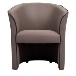 Poltroncina in ecopelle BANNY